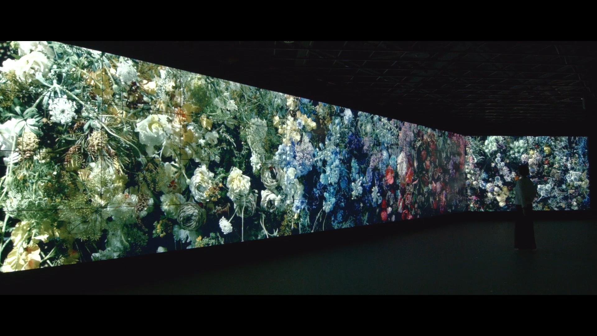 三菱電機イベントスクエア METoA Ginza – METoA VISION映像