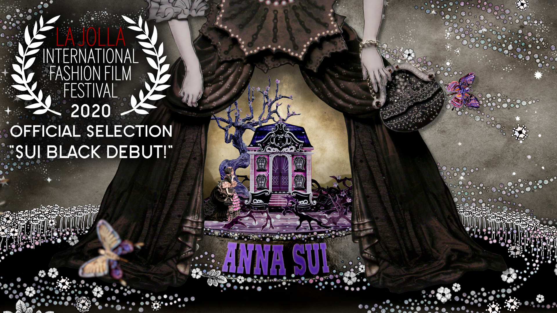 "ANNA SUI ""SUI BLACK Debut Movie"""