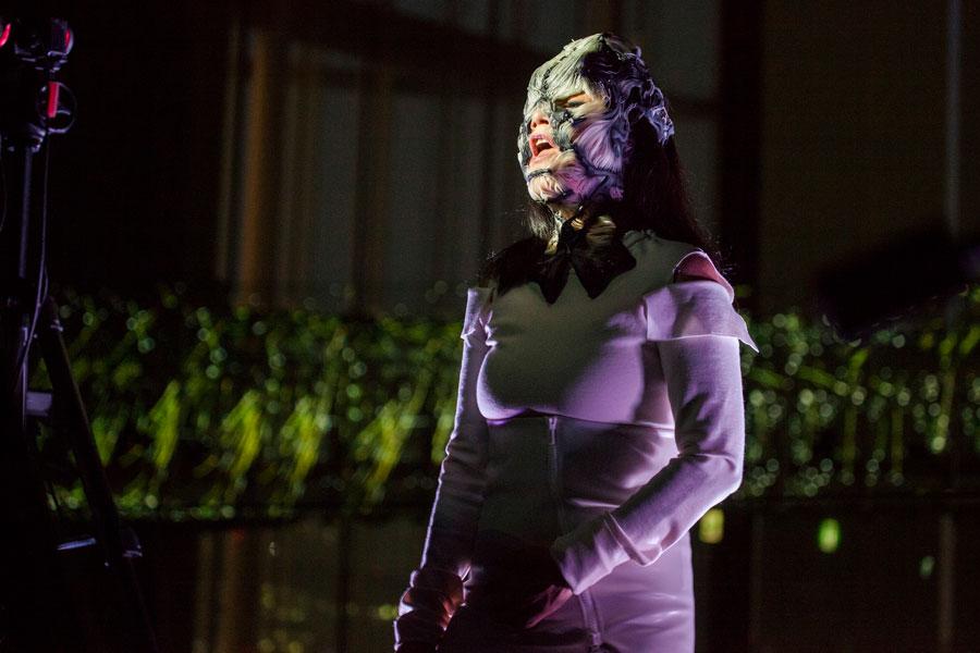 Making of Björk Digital  Livestreaming
