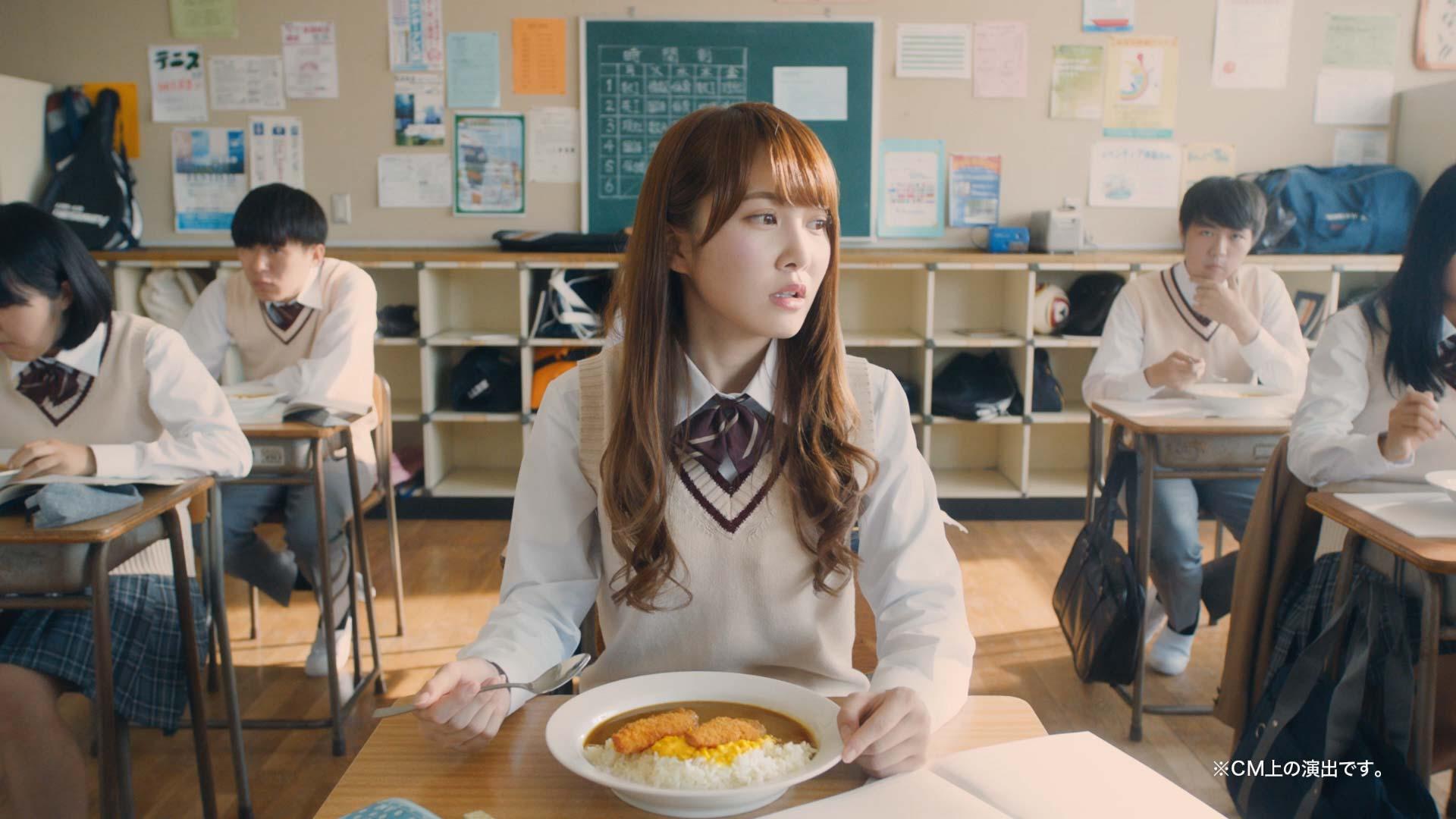 日向坂46 × ココイチ「ココイチ de もっとHAPPY! キャンペーン」