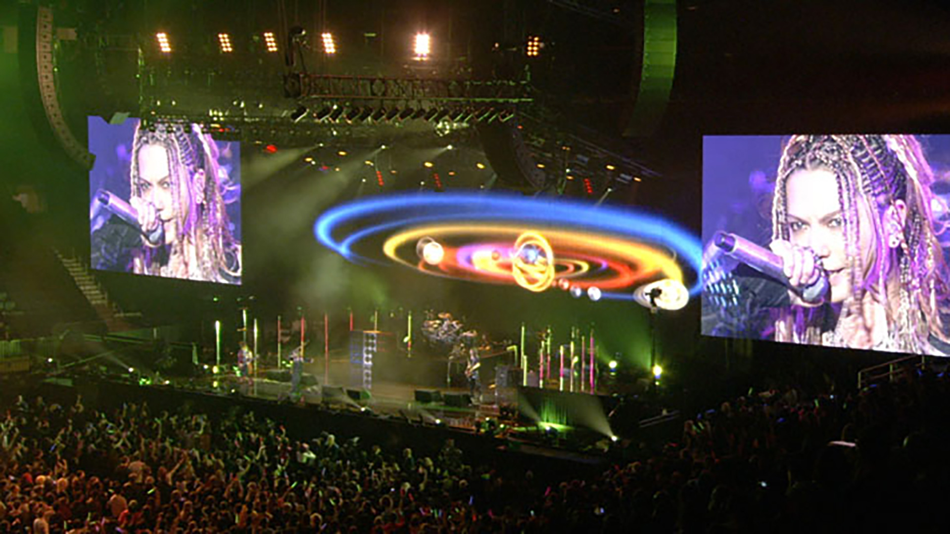 L'Arc-en-Ciel World Tour 2012
