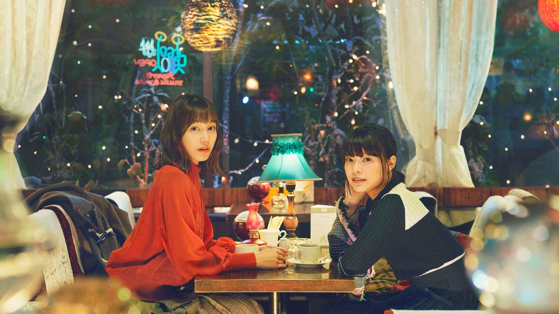 LUMINE CHRISTMAS 2018 オリジナルドラマ「MATCH girls」
