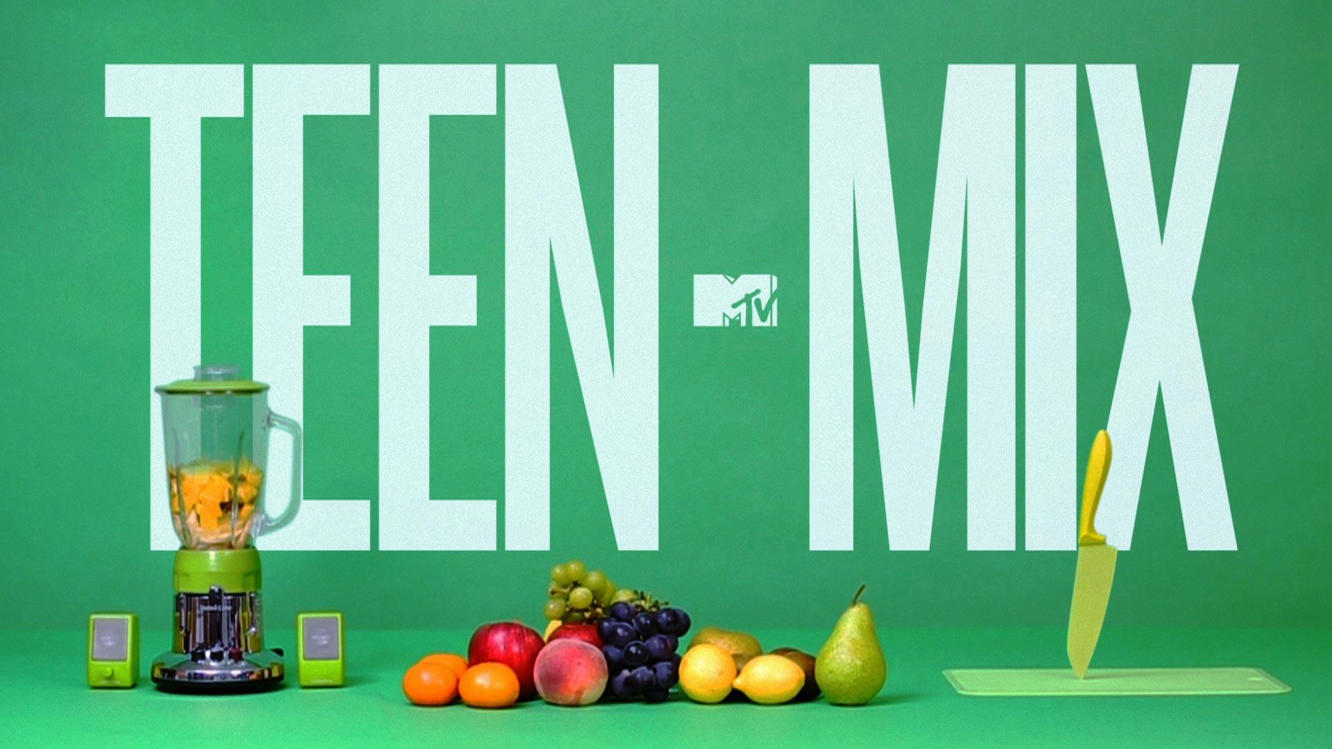 MTV JAPAN「TeenMix」