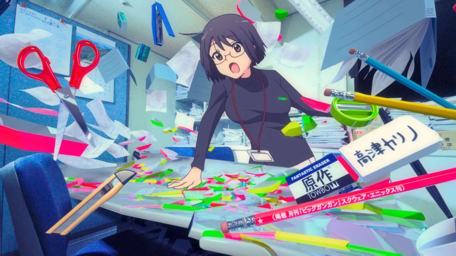アニプレックス TVアニメ「サーバント×サービス」