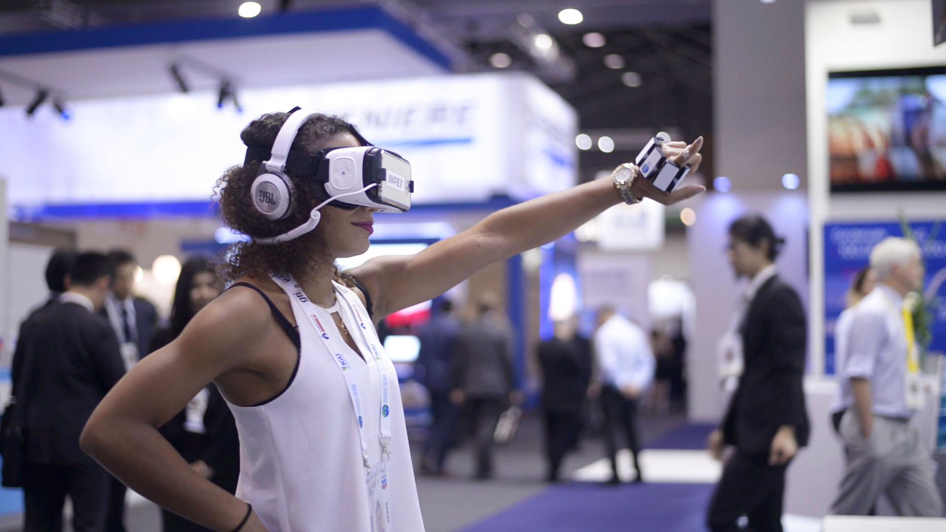 VR版リズム・ダンスゲーム「INPEX Energy Rhythm」
