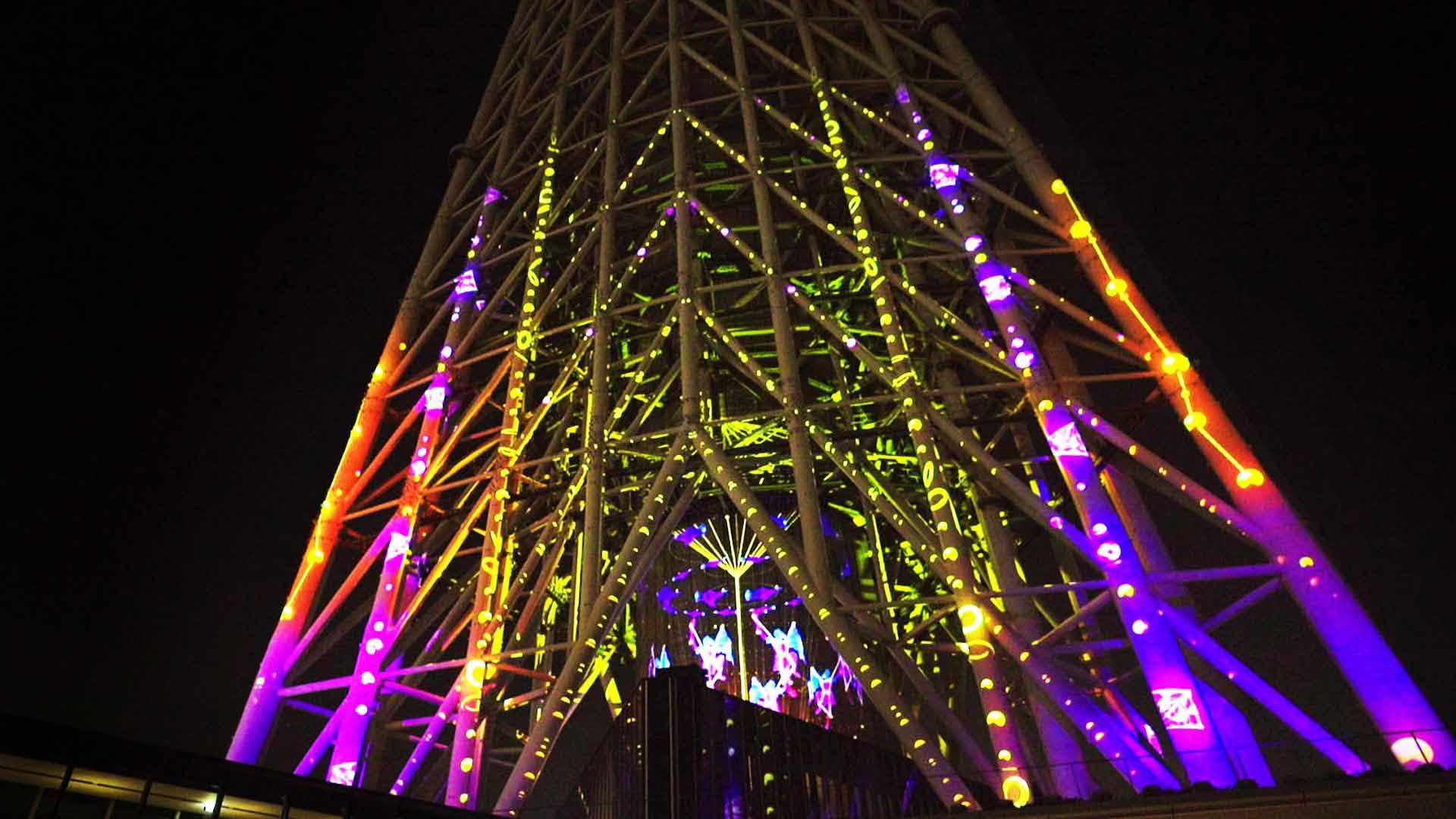 東京スカイツリータウン® ドリームクリスマス 2018