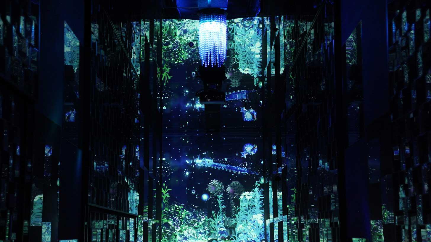 すみだ水族館「Fairy tale in Aquarium~水と幻想の世界~」