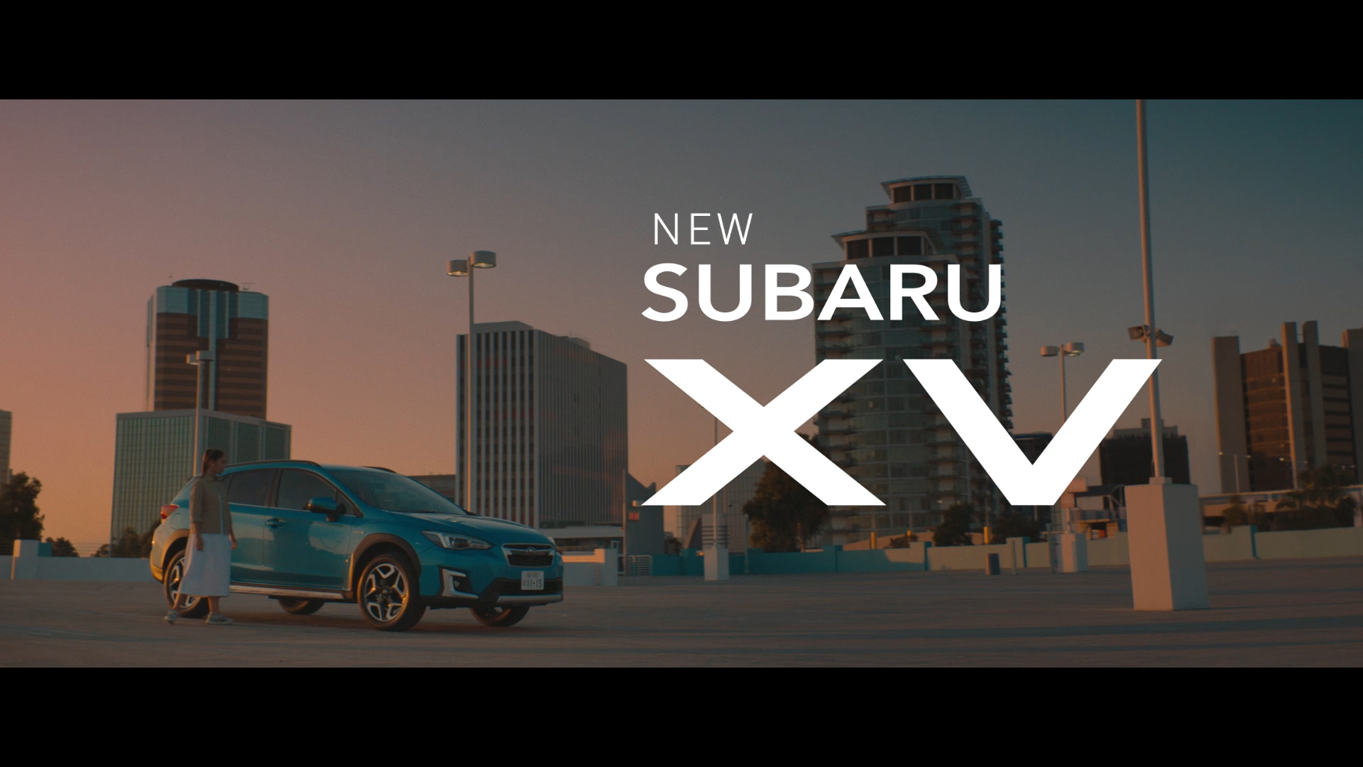 SUBARU XV「REAL DAY DREAM」