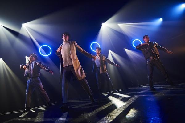 s**t kingz Live streaming dance show「NAMA!HO!SHOW!!~ON&OFF~」