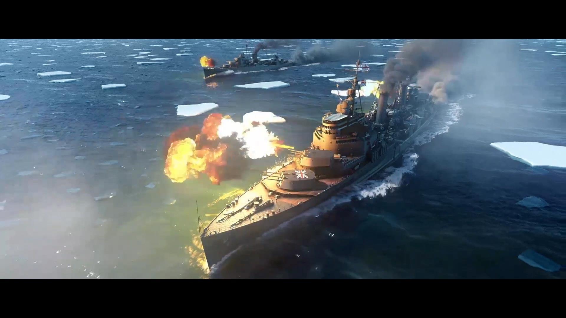 ウォーゲーミングジャパン「WORLD OF WARSHIPS」