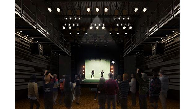 ヤマハ銀座スタジオ常設コンテンツ「WONDER FILMING~体感!イマーシブサウンドの世界~」をP.I.C.S.にて制作。