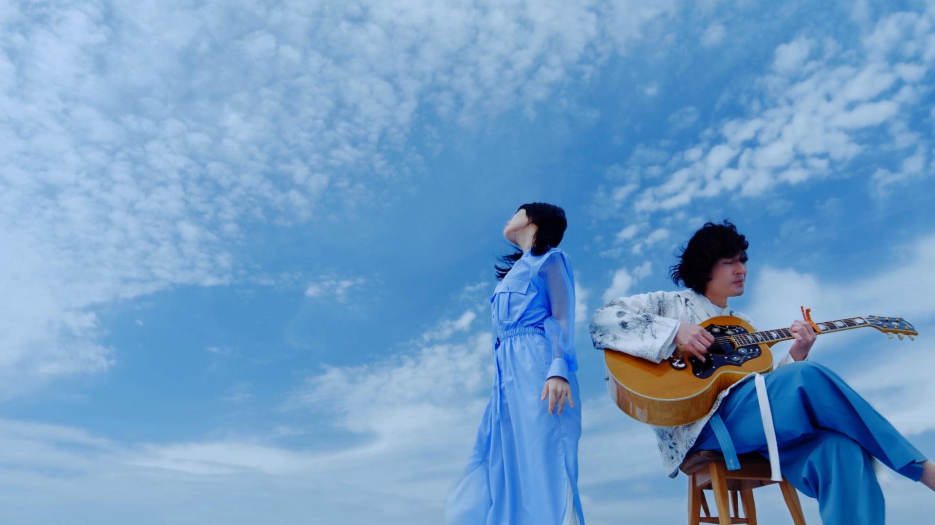 A_o 「BLUE SOULS」&アーティスト写真