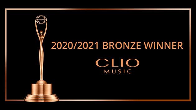『Clio Music Awards 2020』にてchelmico「Easy Breezy」MVがFilm / Video Craft部門ブロンズを受賞。