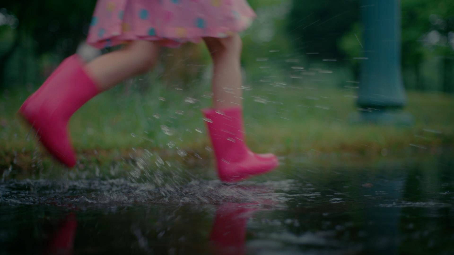 任天堂 あつまれ どうぶつの森 CM 雨の日篇